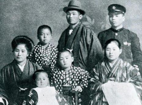 川上哲治生誕100年 川上哲治氏 川上哲治家族写真