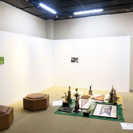 2019年11月19日記念展示準備|川上哲治生誕100年記念サイト