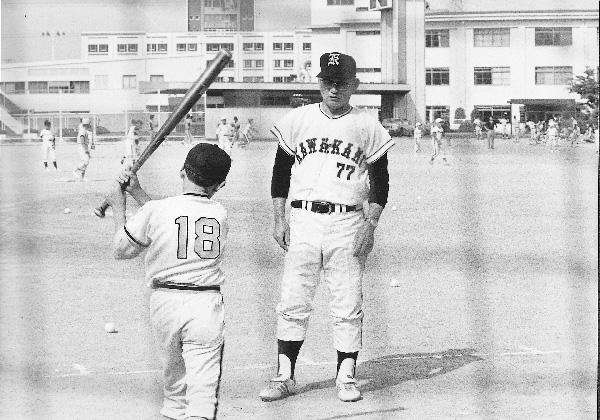 川上哲治生誕100年|川上哲治氏|野球教室